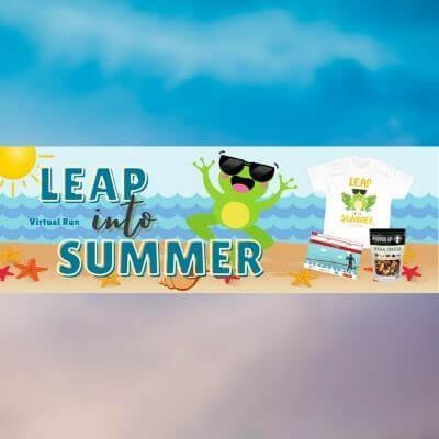 Leap into Summer Virtual Run