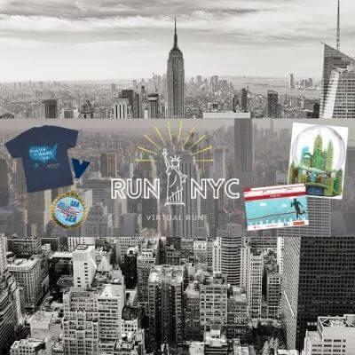 Sunrise Marathon Hybrid NEW YORK CITY