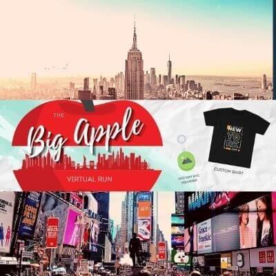 Big Apple New York City Virtual Race (1)