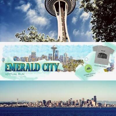 Emerald City Seattle Half-Marathon