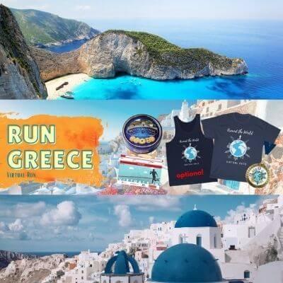 RUN GREECE Virtual Run