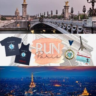 RUN Paris Virtual Run