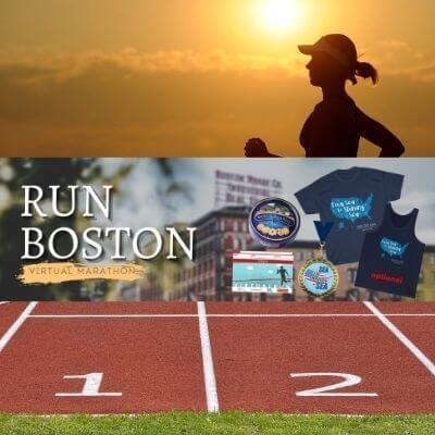 Run Boston Virtual Race