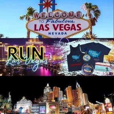 Run Las Vegas Virtual Race
