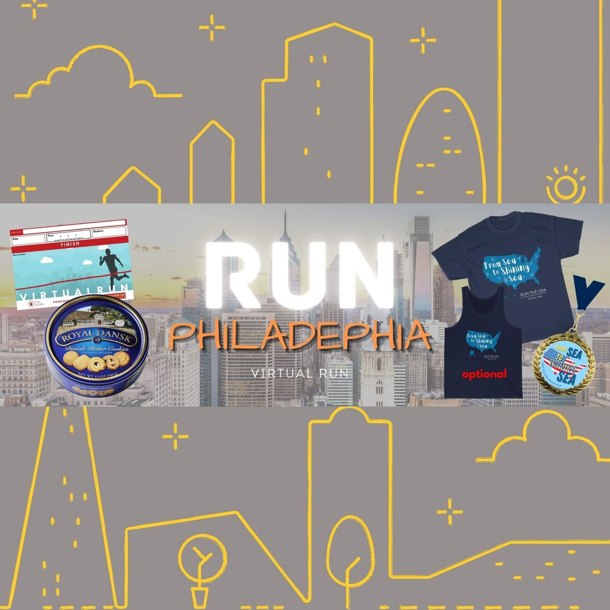 Run Philadelphia