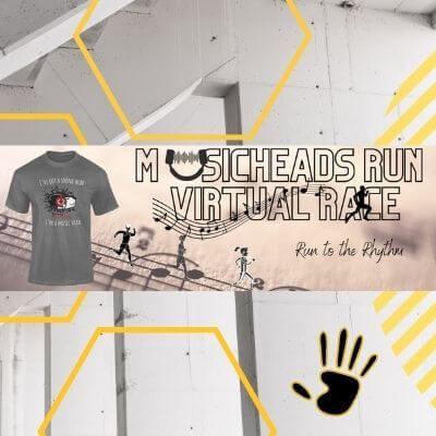 Musicheads Run VR - SQUARE